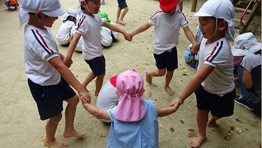 異年齢児保育の画像3